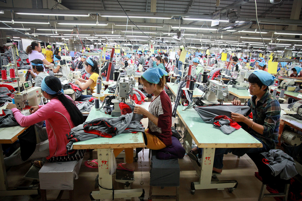 Power to the People: How to Raise Up the Rights of Garment Workers